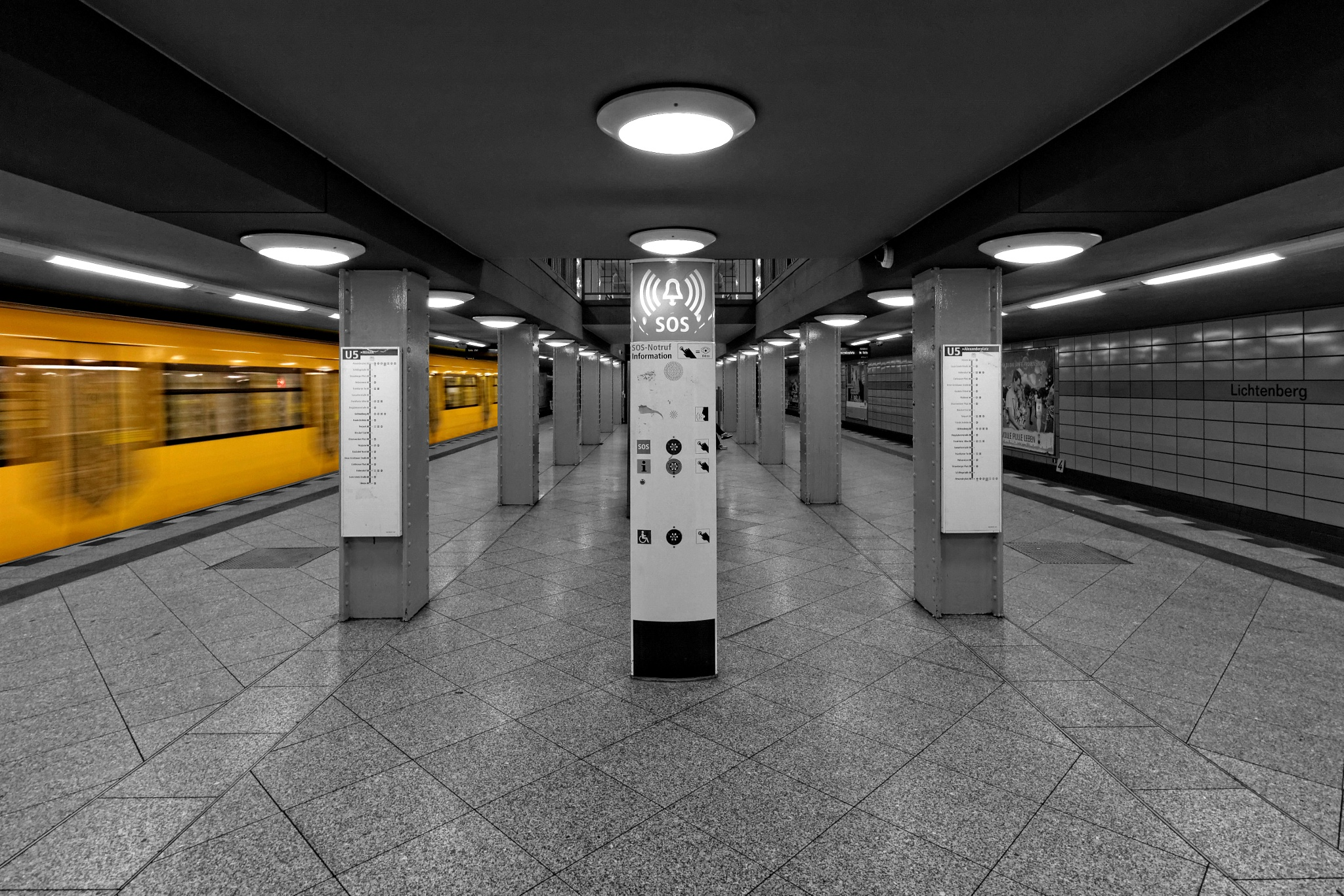 Train passing by JeckstadtPhotography