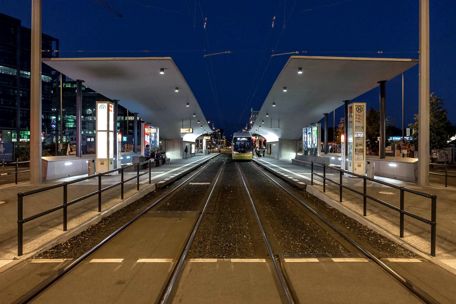 Strassenbahn by JeckstadtPhotography