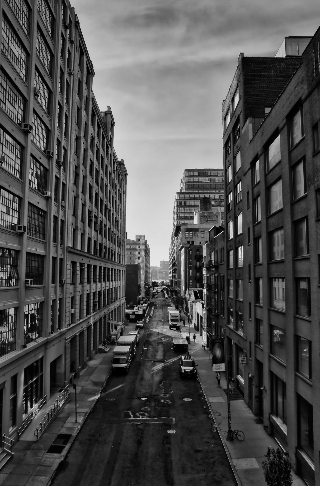 NYC by AaronDolan