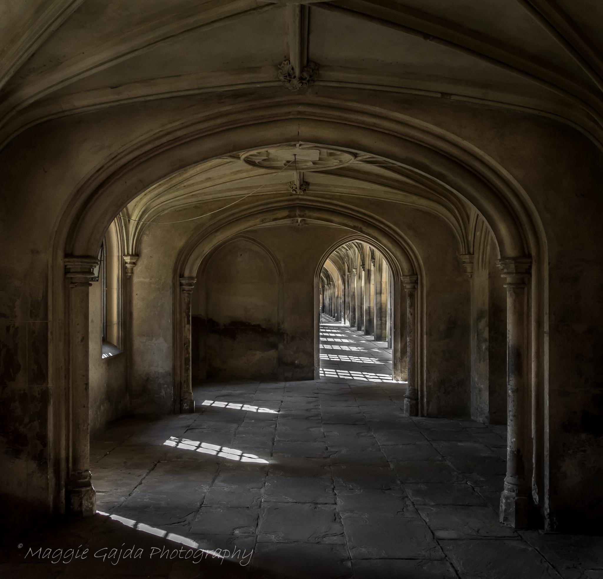 St John's College, Cambridge by maggie