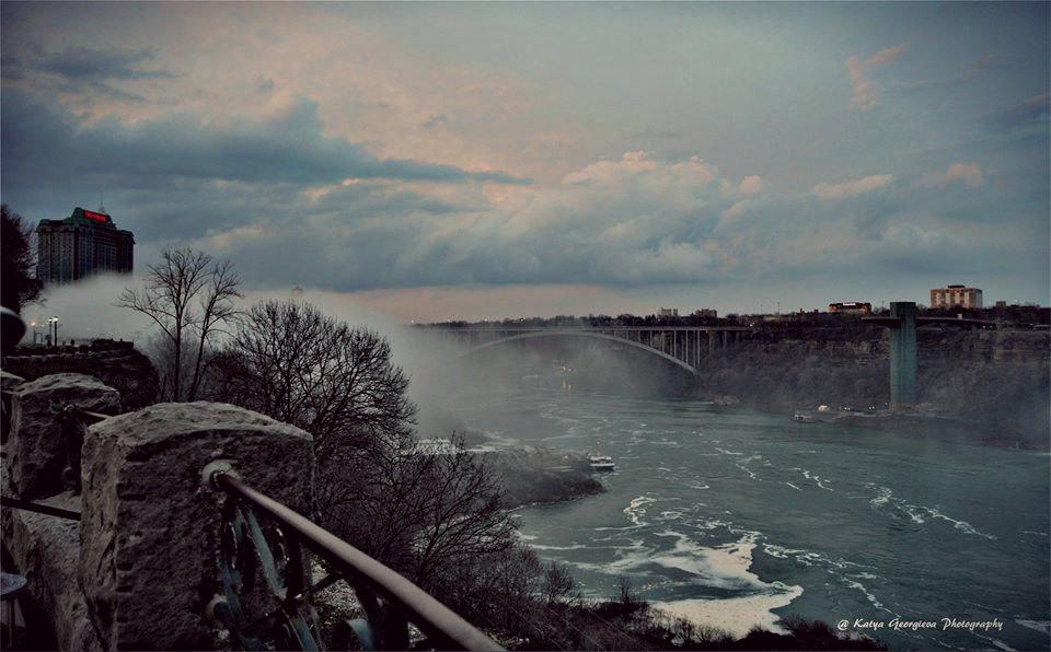 ~~ Niagara Falls USA part & Ontario ~~ by Katya Georgieva Photography