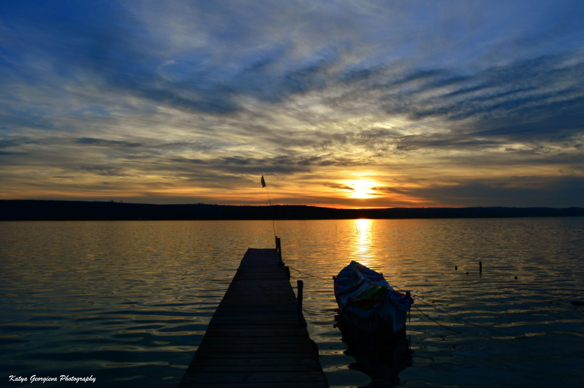 The Sunset by Katya Georgieva Photography