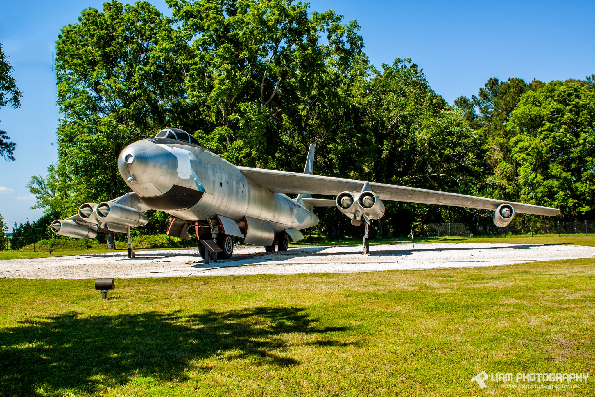 Old Silver Jet by Liam Photography