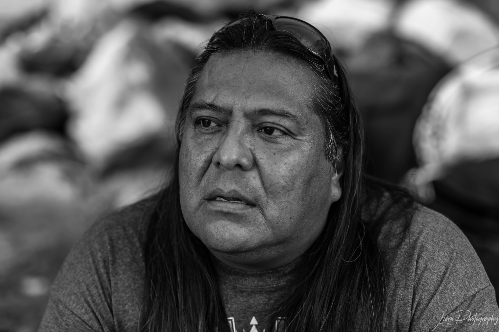 Lowery Begay by Liam Photography