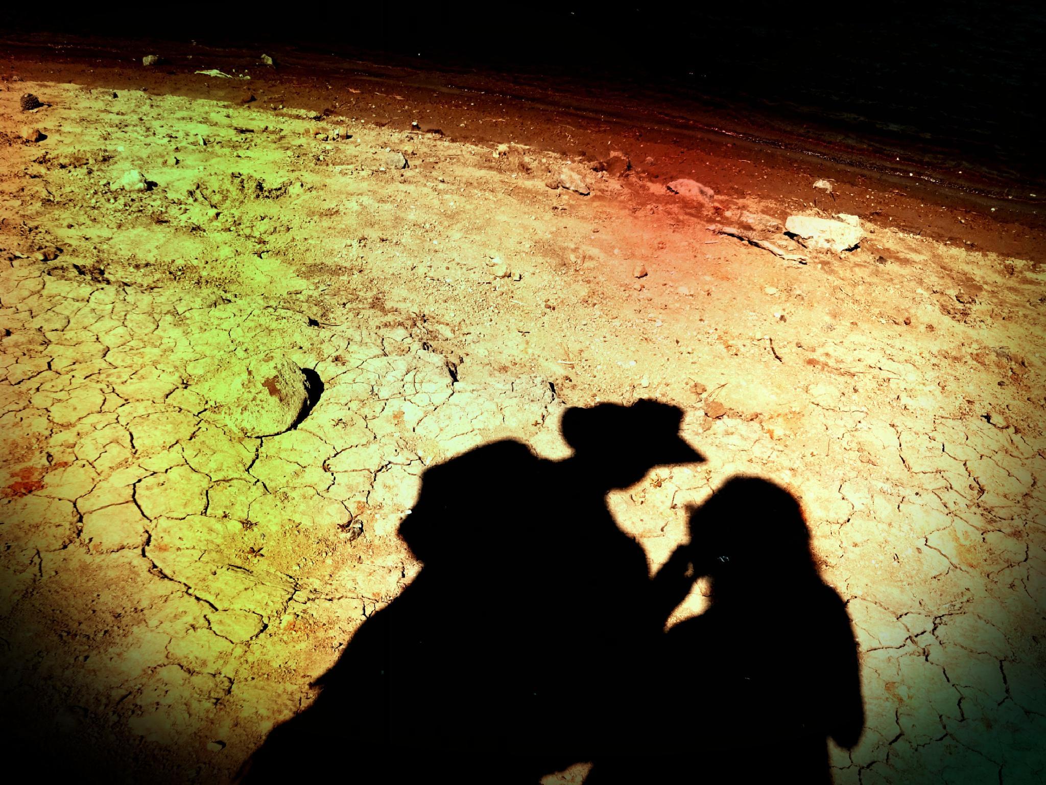 Our shadows by gudrun.jones