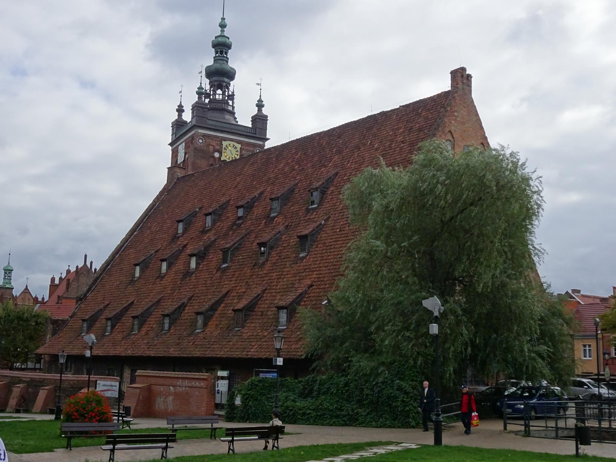 Gdansk by gudrun.jones