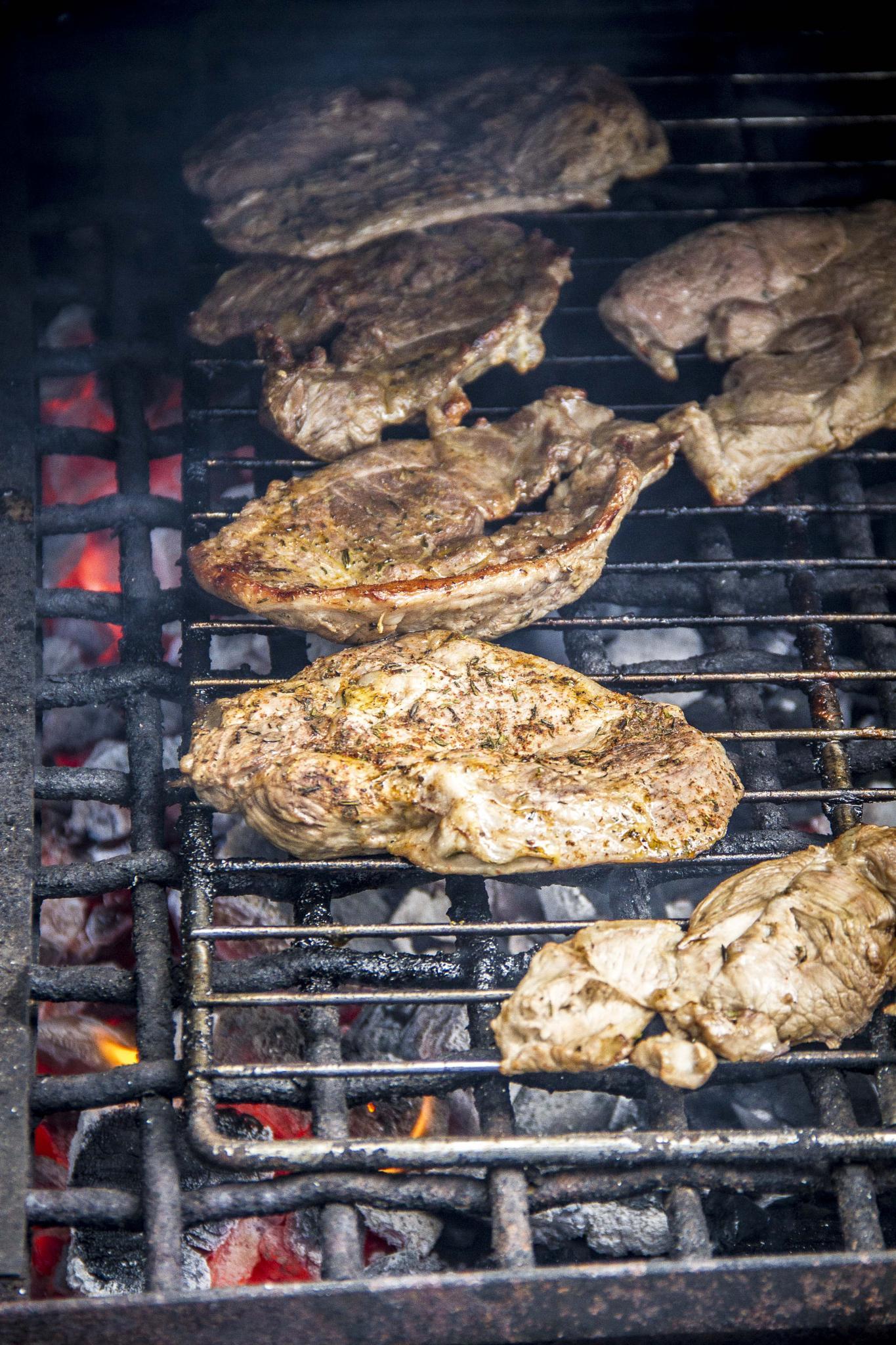 BBQ Day by Julien Meneret