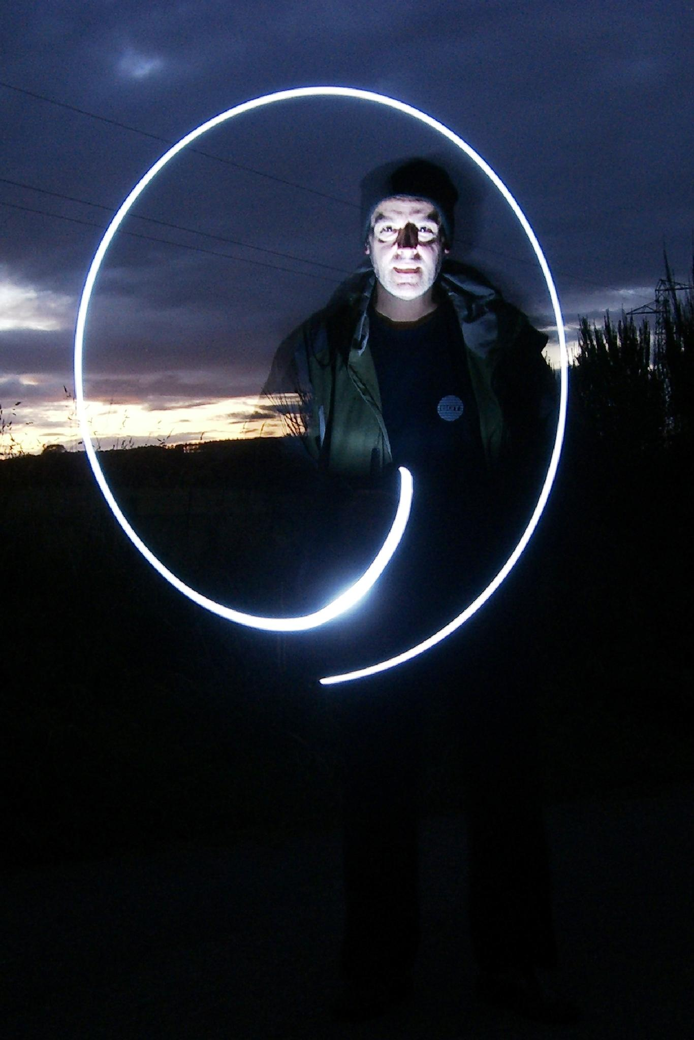 Ring of light by Warren