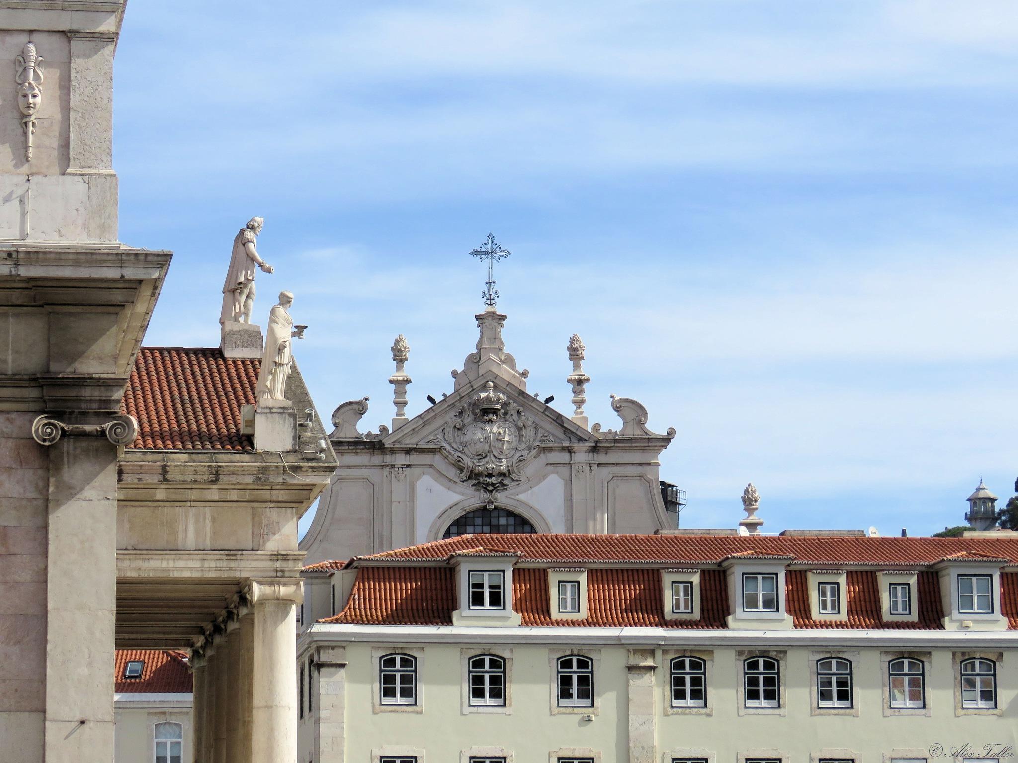 Photo in Cityscape #alex taller #portugal #lisbon #3051