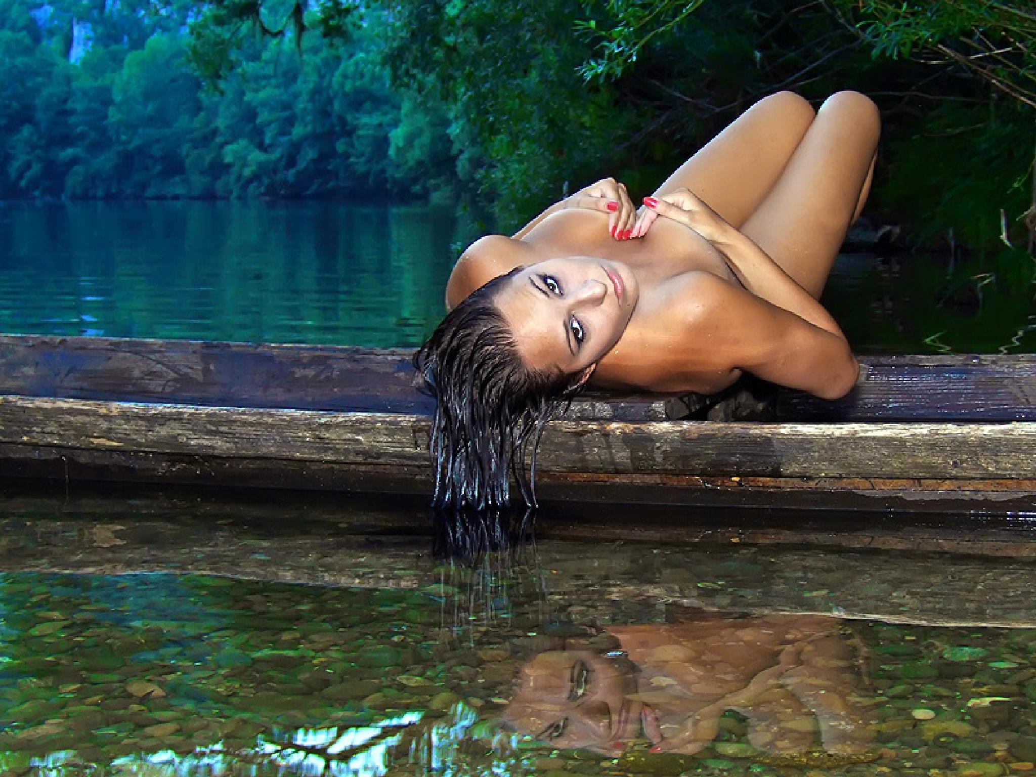 river girl by gordan.kos