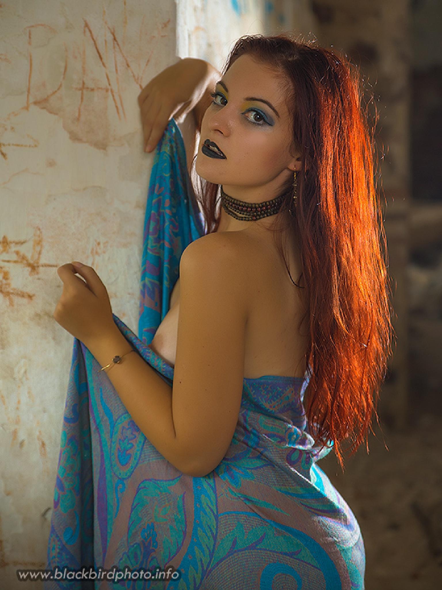 red hair by gordan.kos
