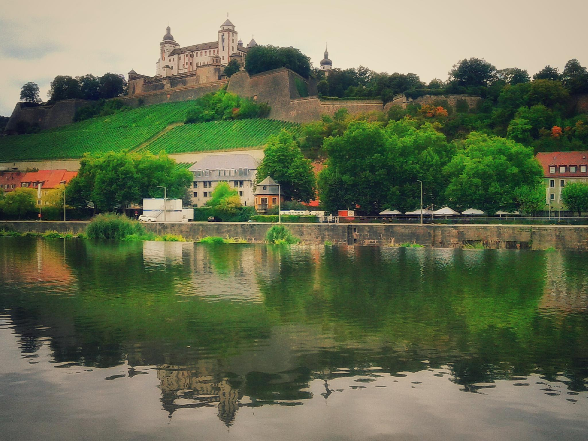 Altstadt Würzburg by yovita dewi