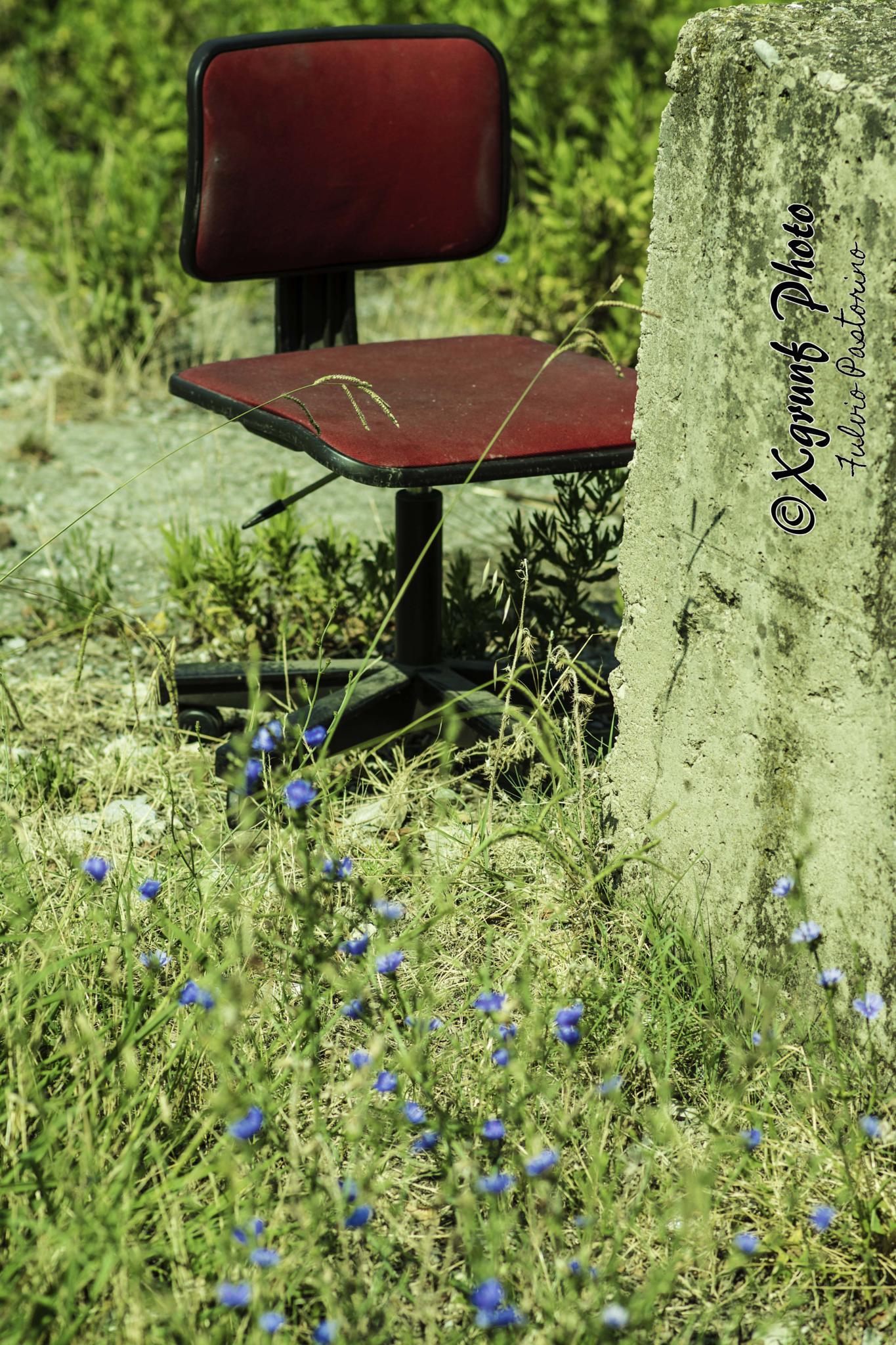 The Chair by fulvio.pastorino