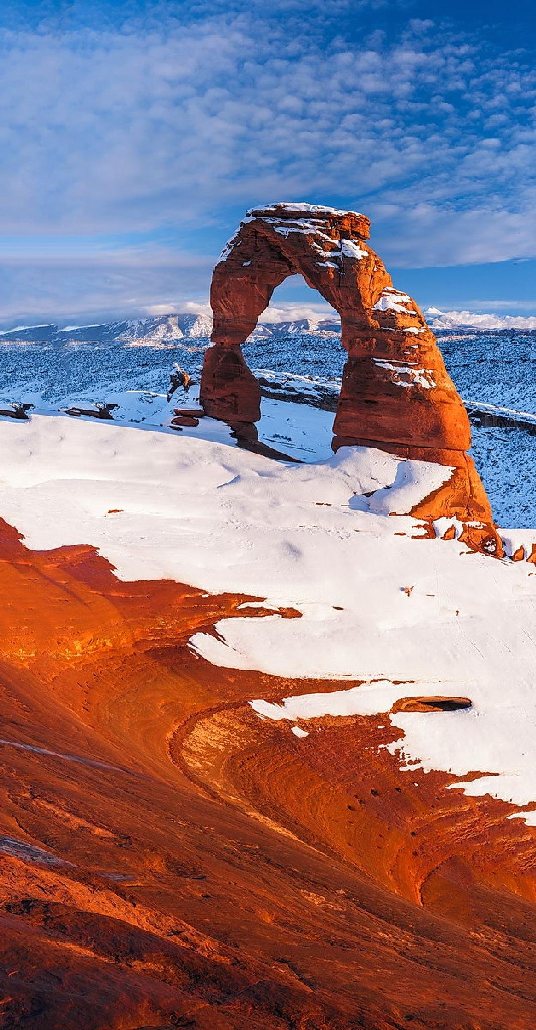 Photo in Landscape #utah #sekicate arch #arcg]