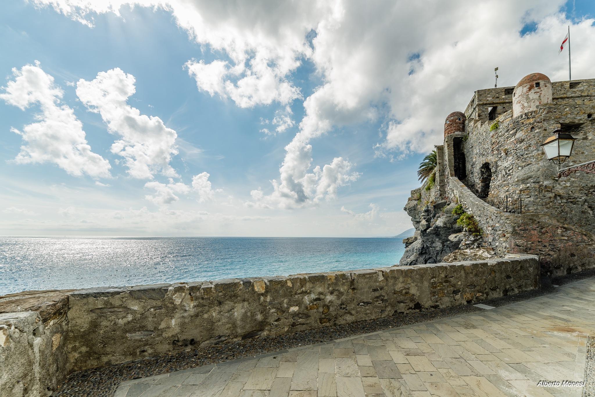 Terrazza della Rocca by Alberto Monesi