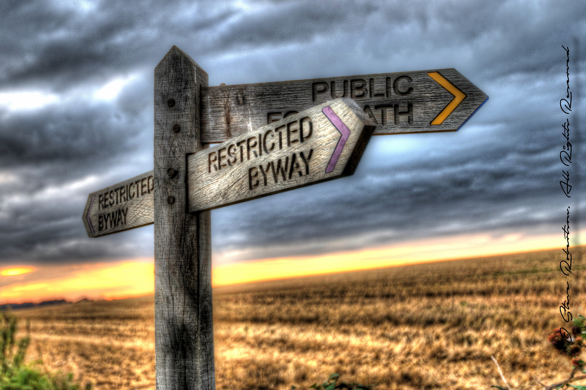 """""""Follow the signs"""" by TayUK"""