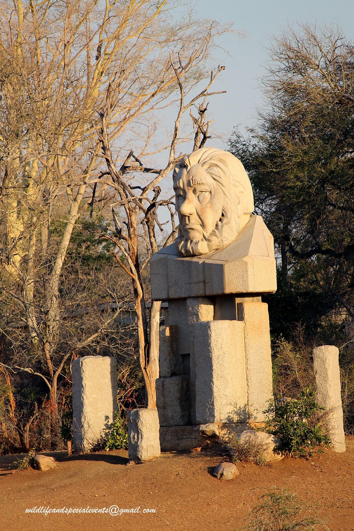 Uncle Paul of Kruger Park by oosie