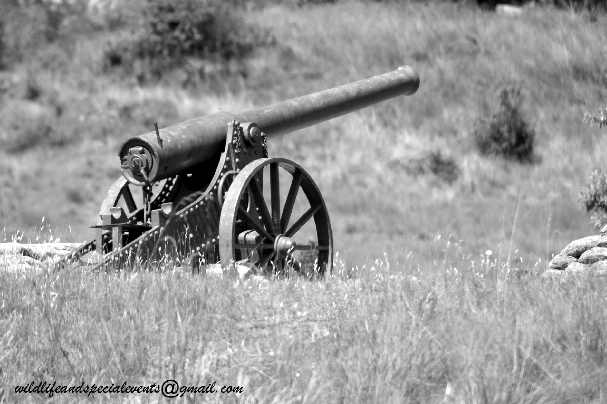 War Artillery by oosie