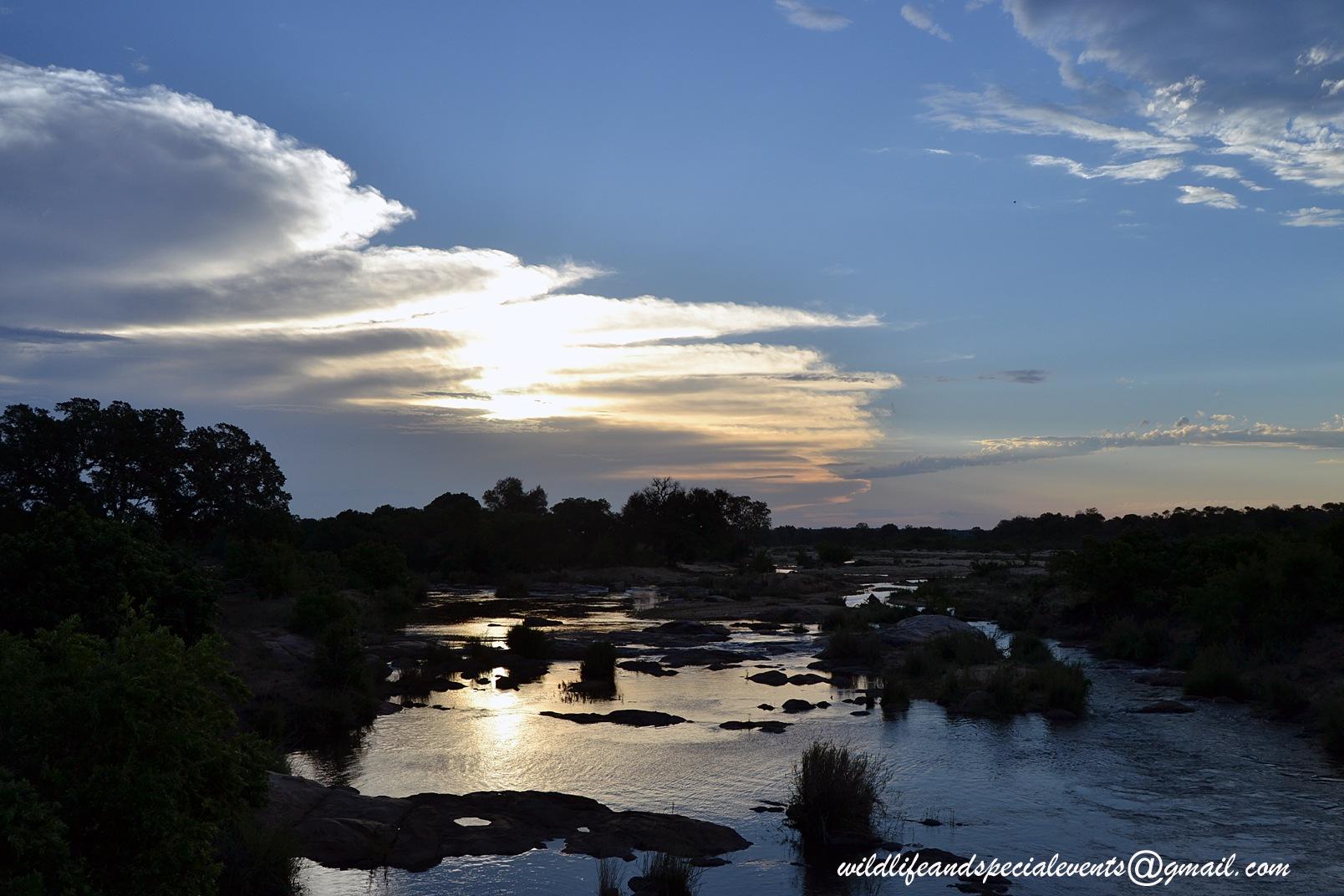 My Kruger Sunrise by oosie