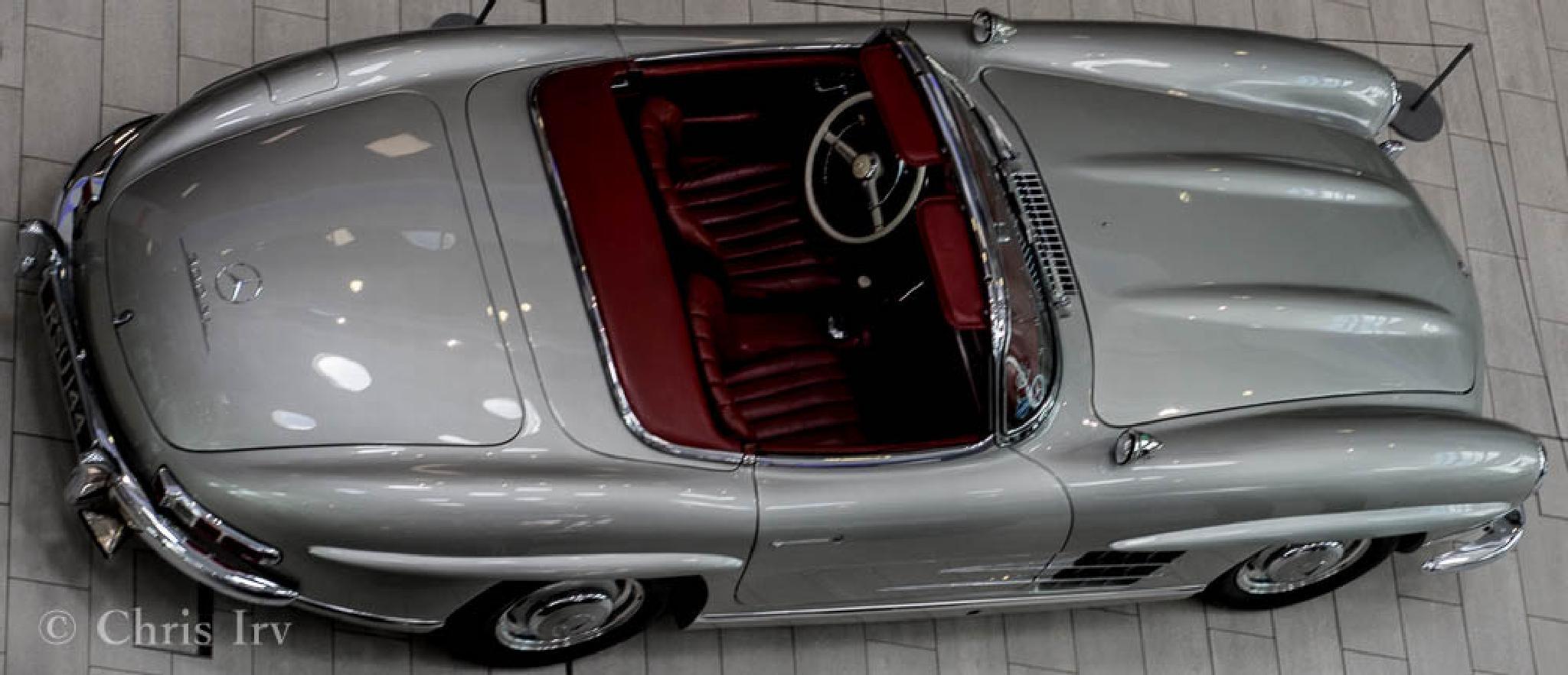 Mercedes Benz World by chrisirv