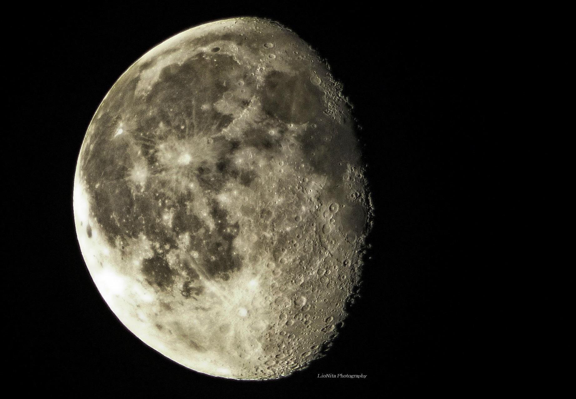 Mystic Moon by LioNita Photography