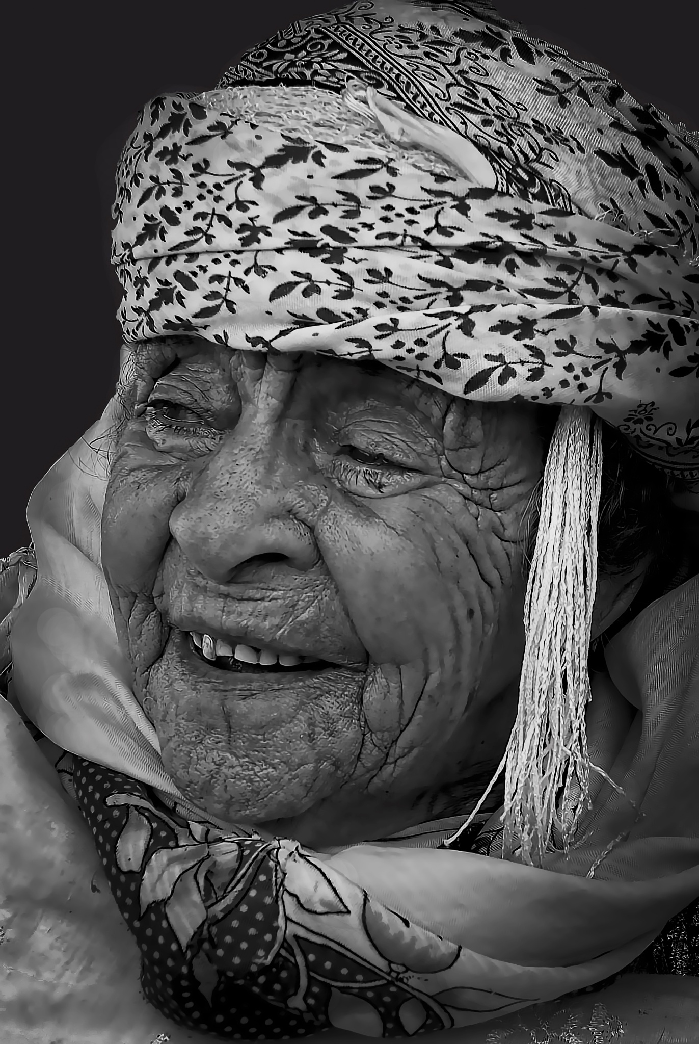 Faces from Morocco by mohamed.srai.3