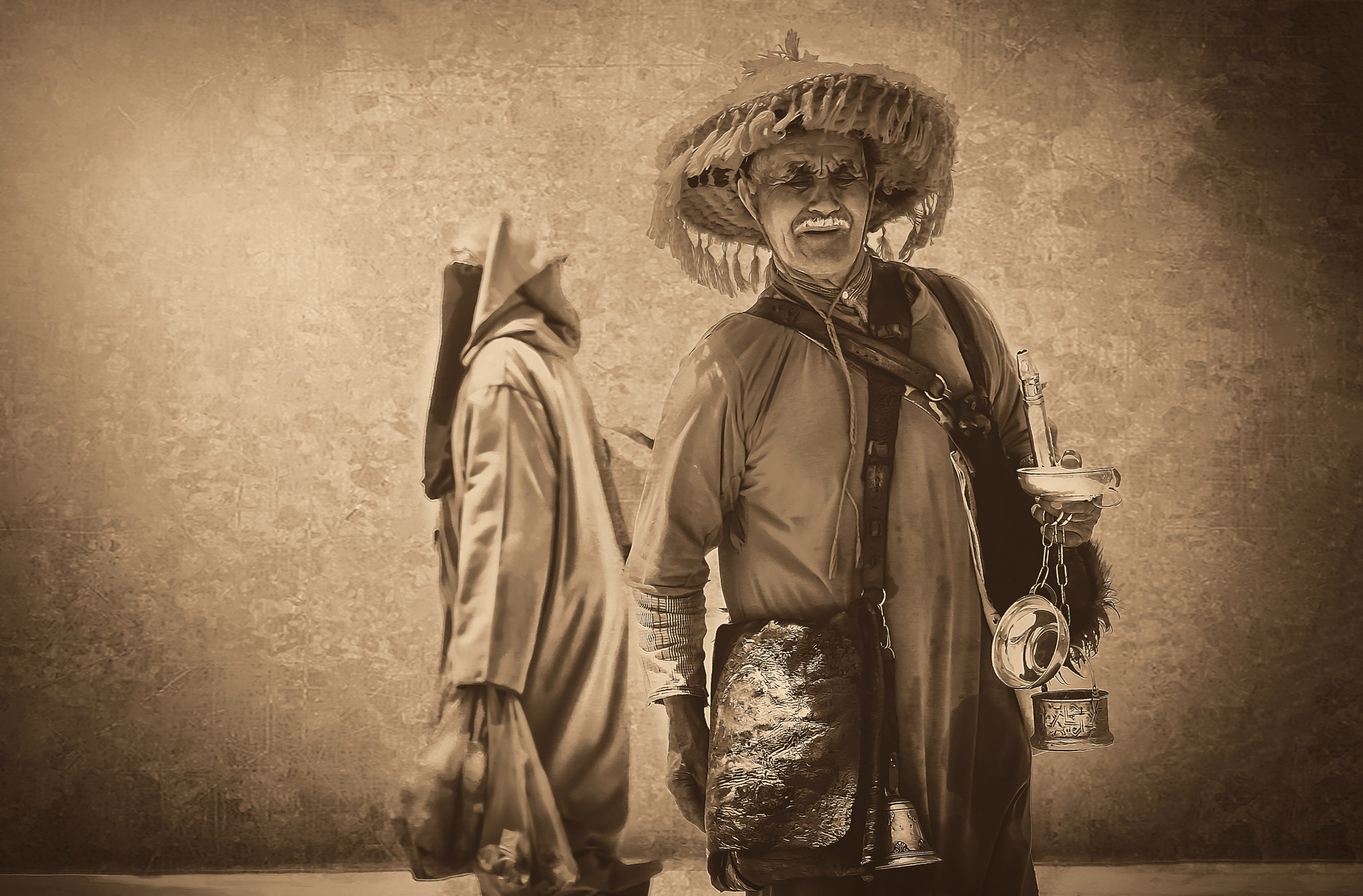 Faces from deep Morocco by mohamed.srai.3