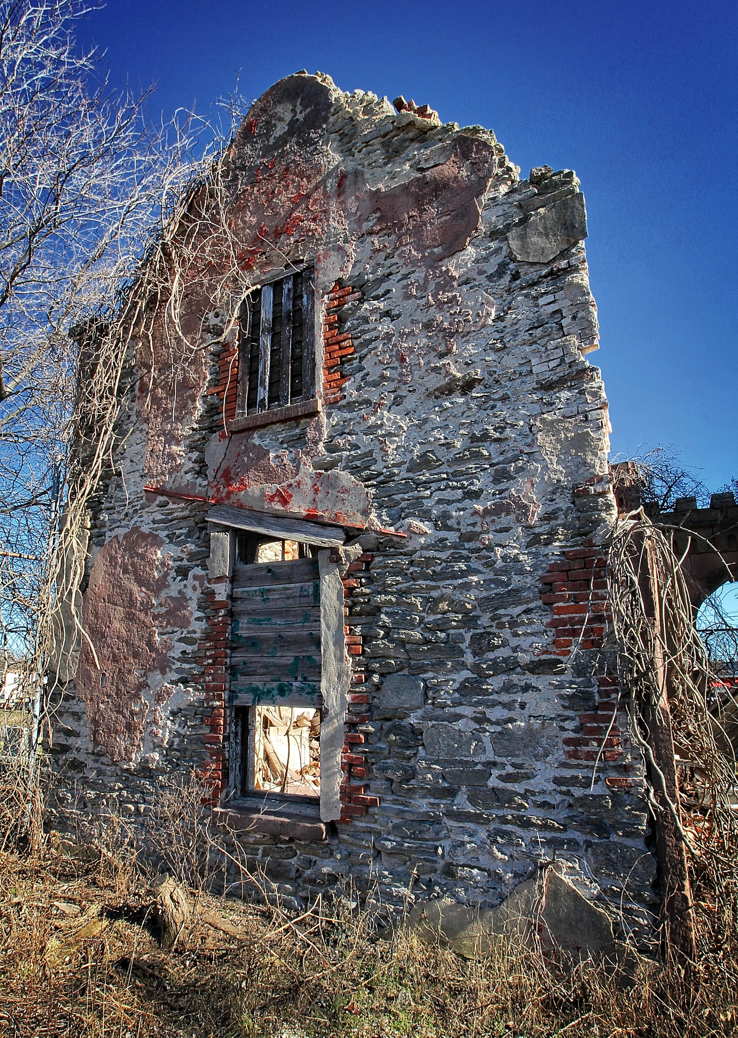 The Gatehouse by John Bork