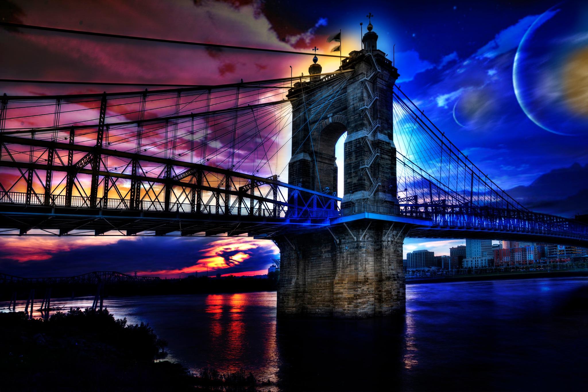 Sin City - Cincinnati Fantasy Art by AmanPhotos