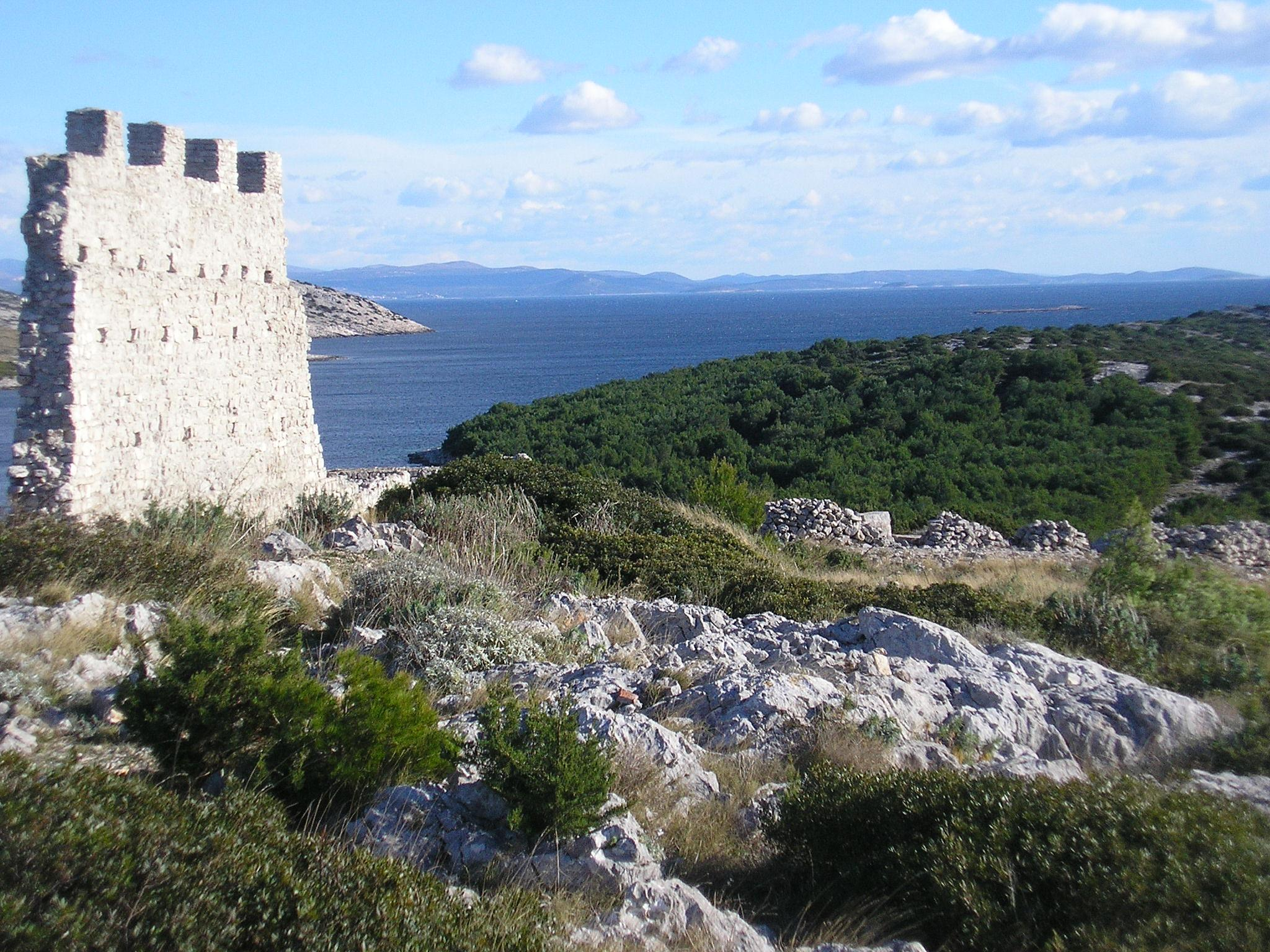 Gradina, island Žirje by DarijaS
