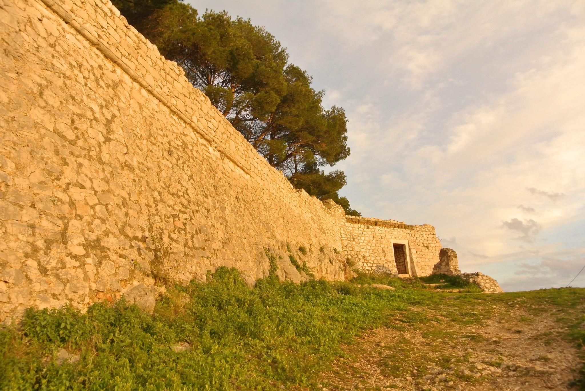 Fortress St.Ivan, Šibenik by DarijaS