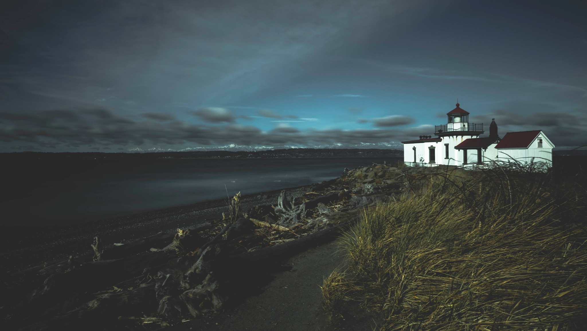 West Point Lighthouse by nathan.mangold.5