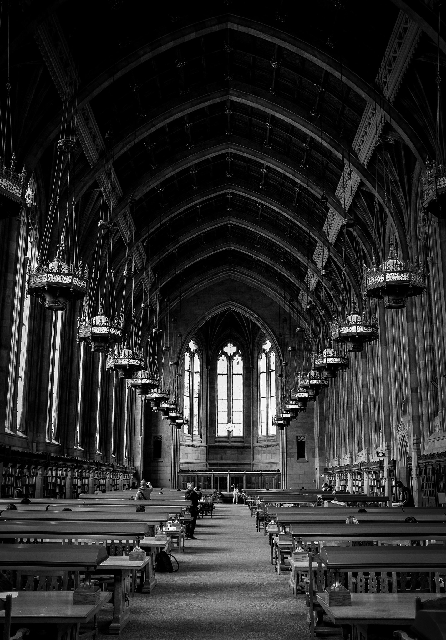 Suzzallo Library @ UW by nathan.mangold.5