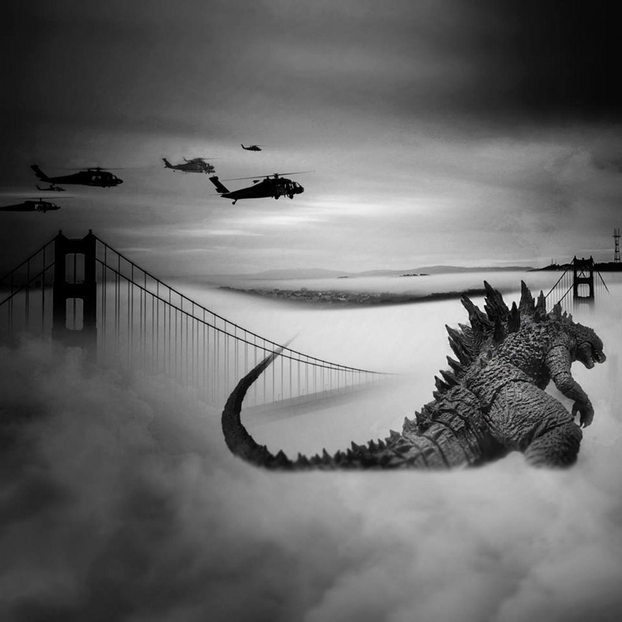 Godzilla... by R. Kruglinski
