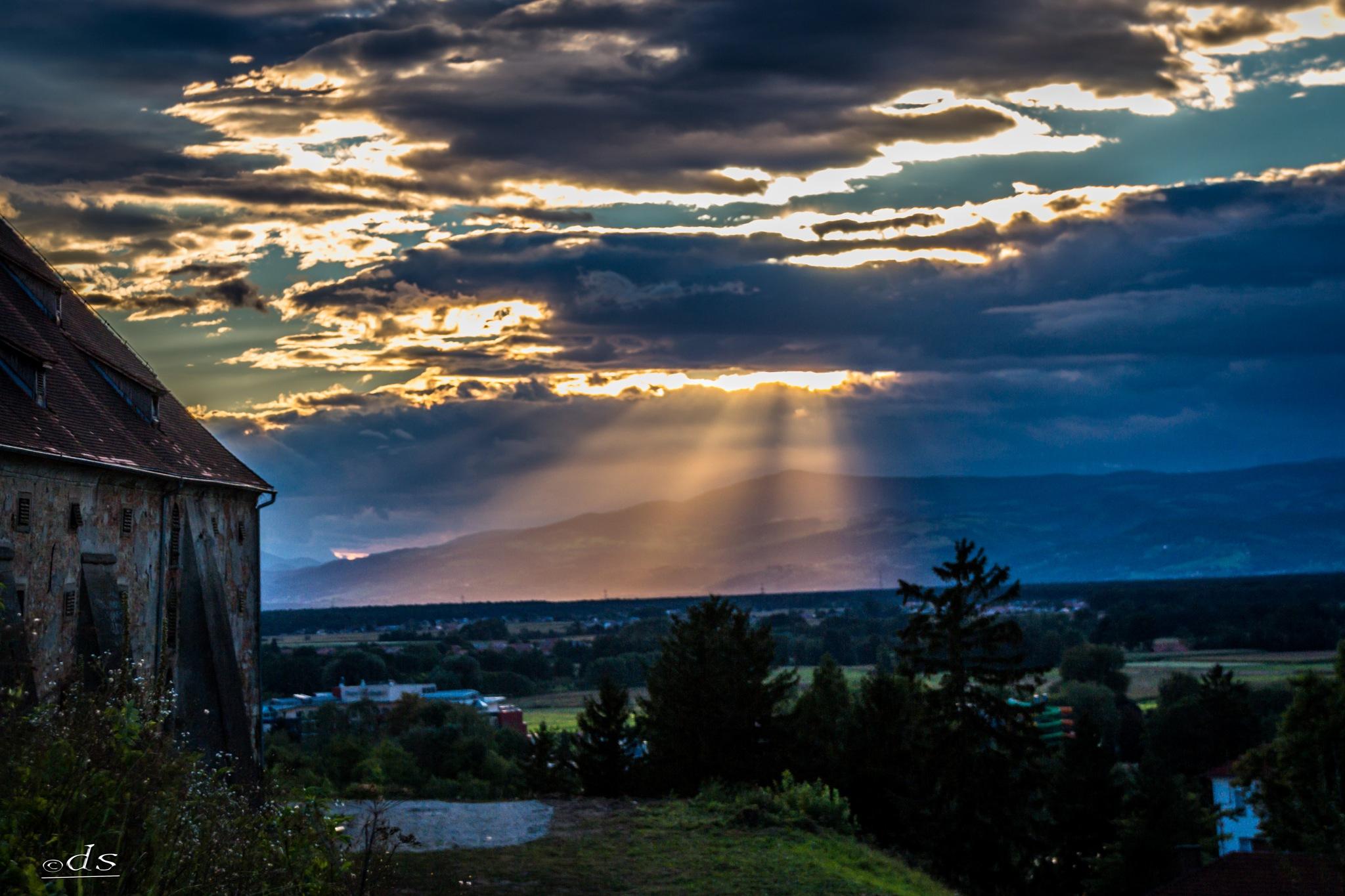Sunset by Darko Solina