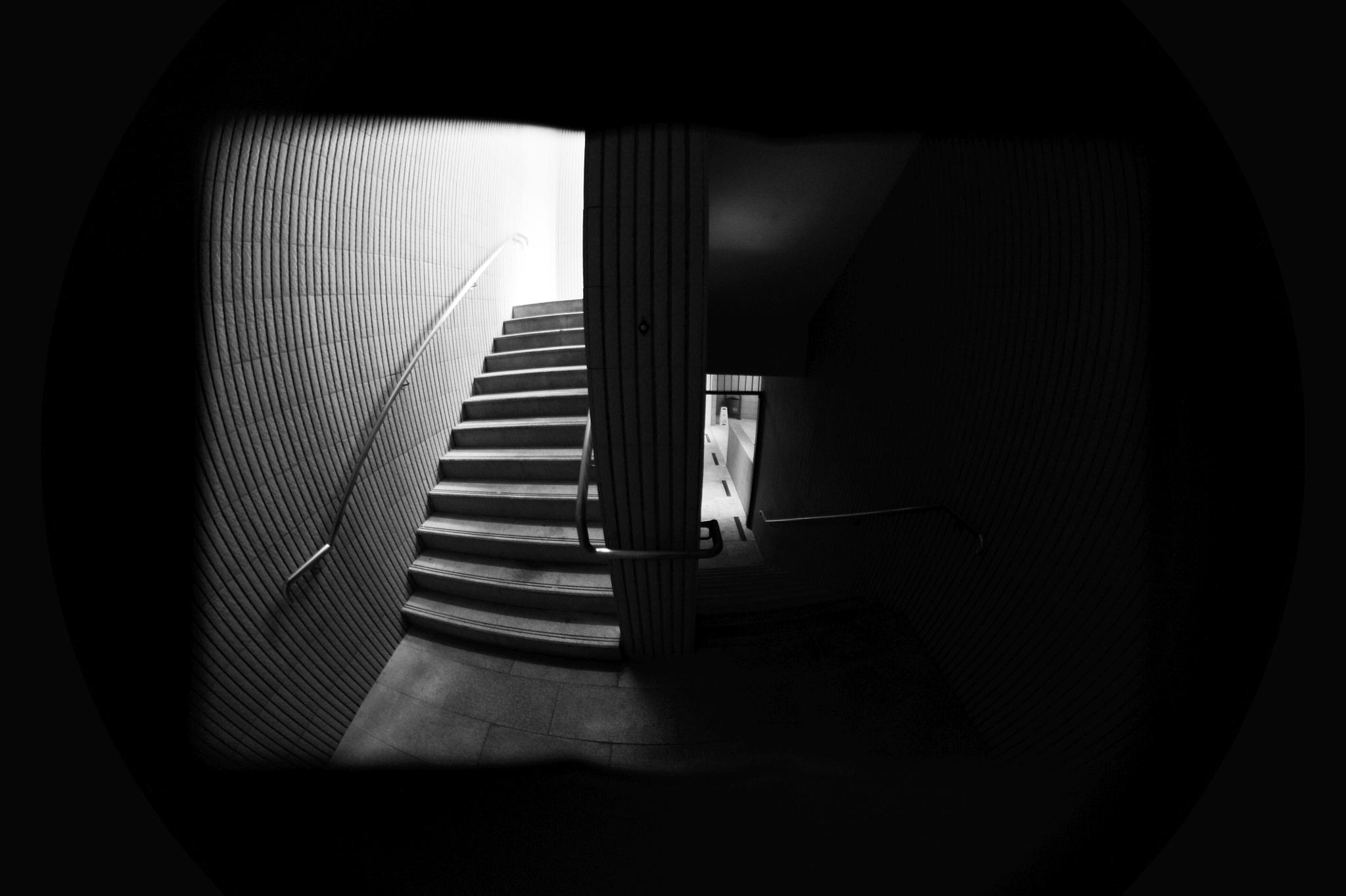 ...stairs... by cyccanhk