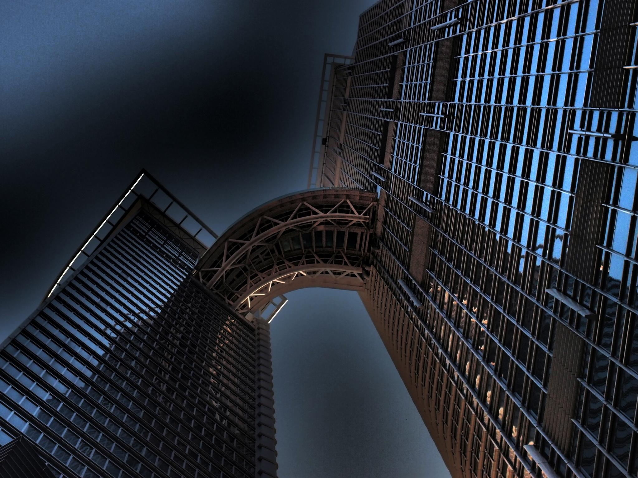...the building... by cyccanhk