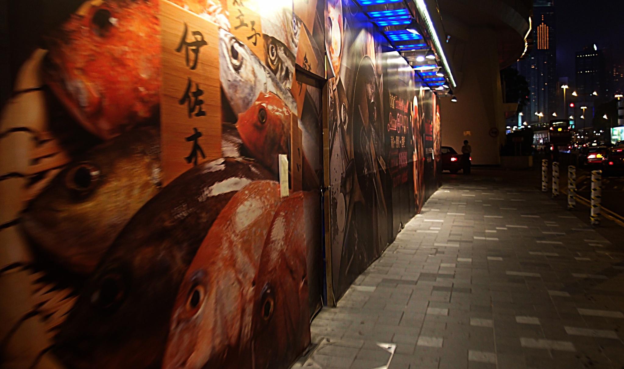 ...in Causeway Bay... by cyccanhk