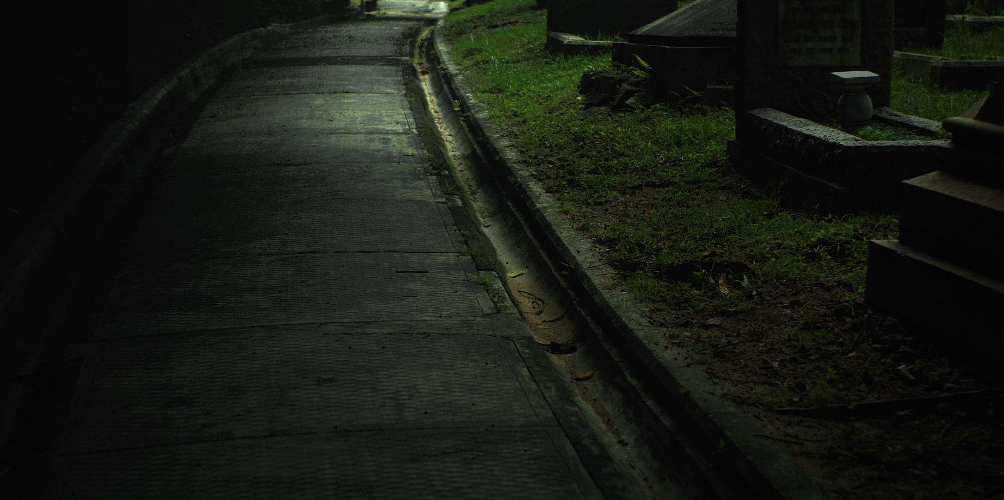 ...at the Hong Kong Cemetery... by cyccanhk