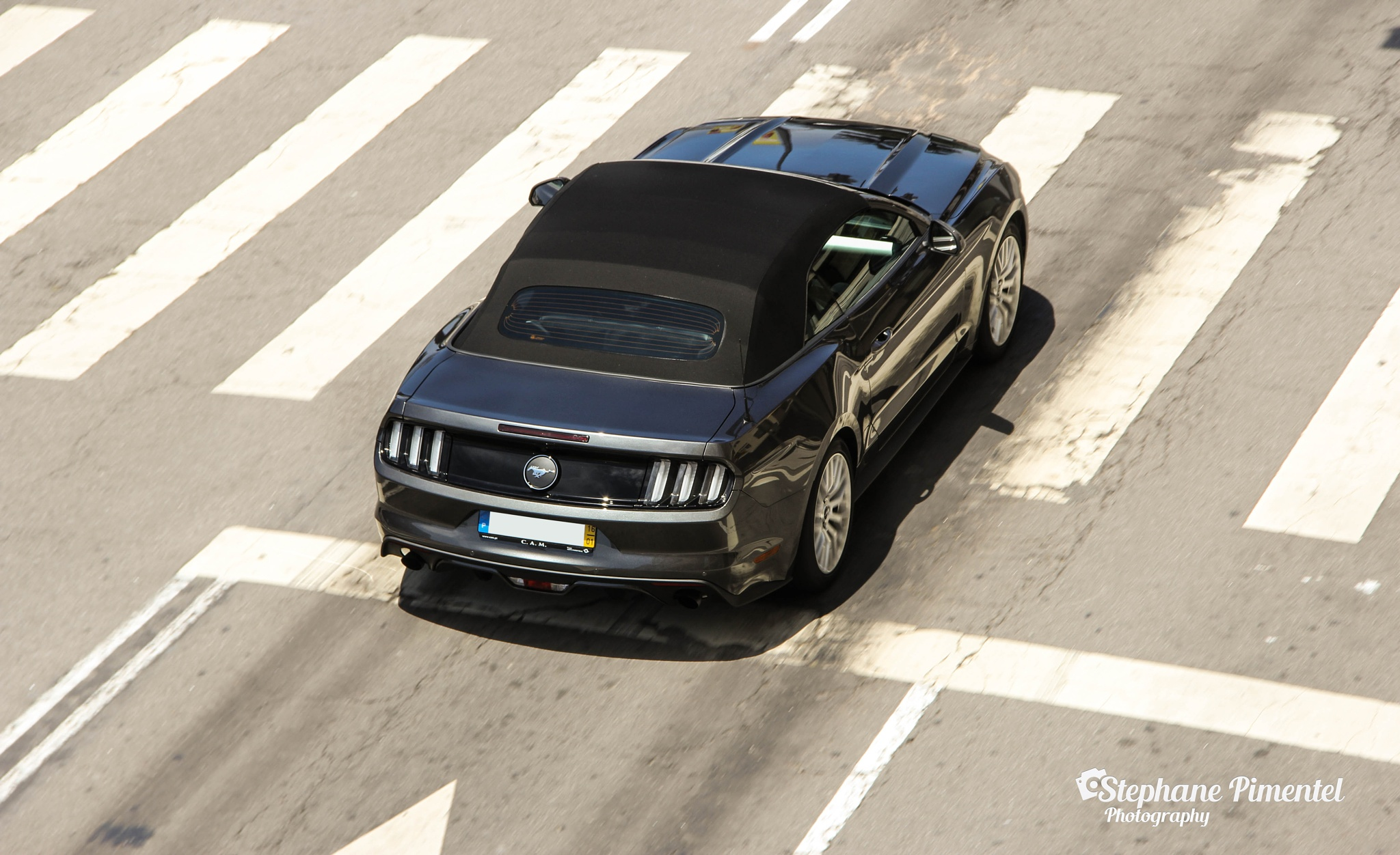 Ford mustang 2.3 ecoboost convertible by Stephane Pimentel Photography