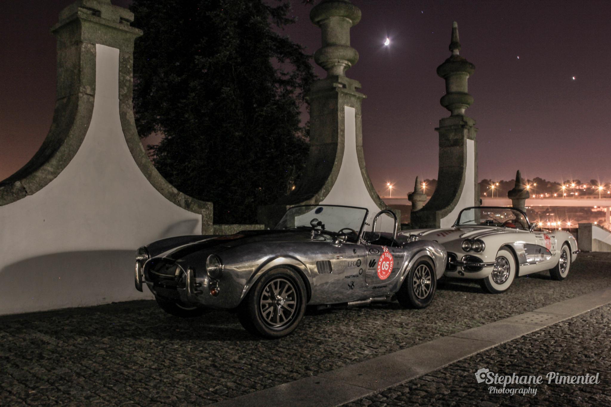 Replica ac cobra e corvette c1 convertible by Stephane Pimentel Photography