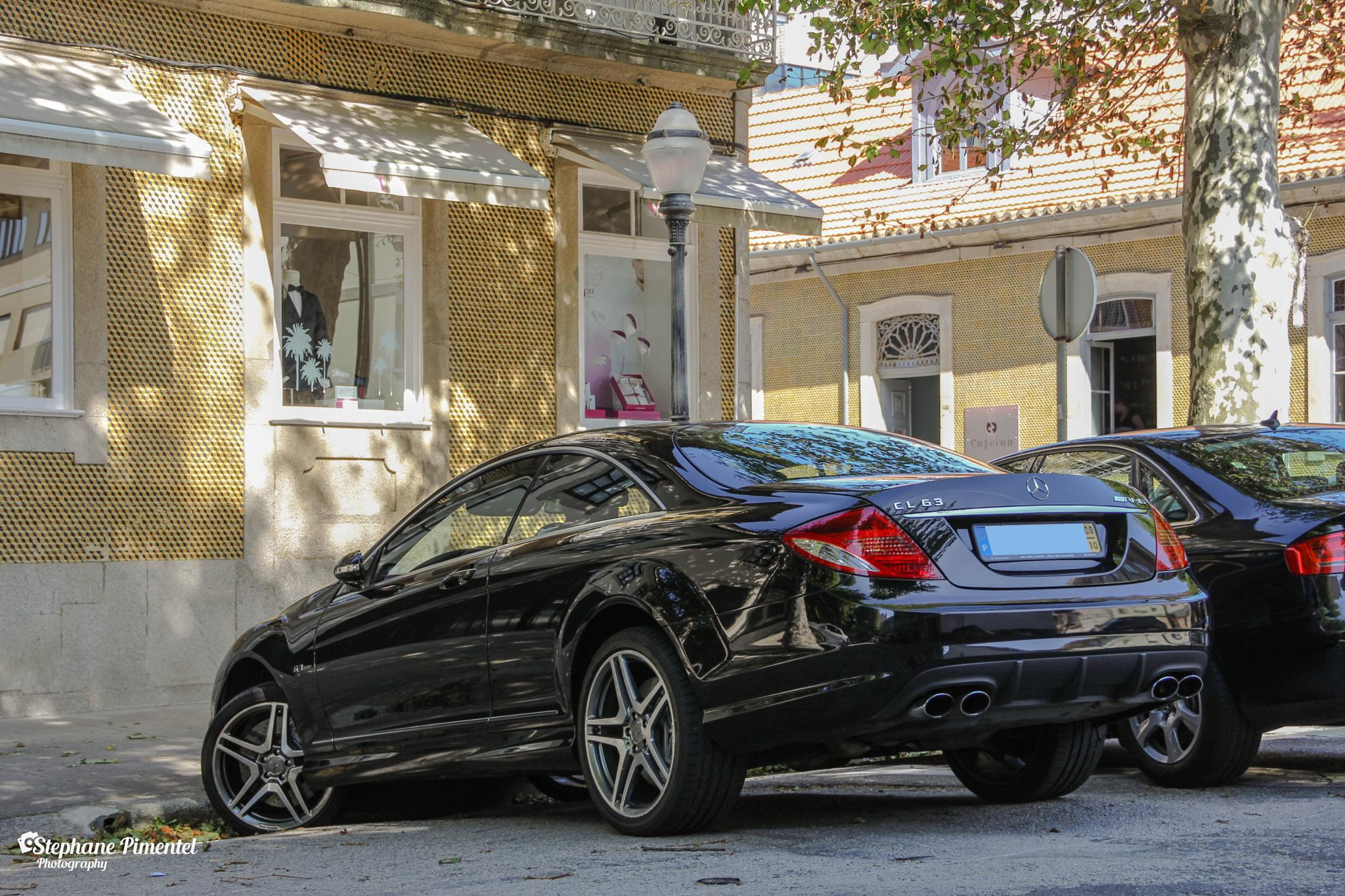 CL63 AMG by Stephane Pimentel Photography