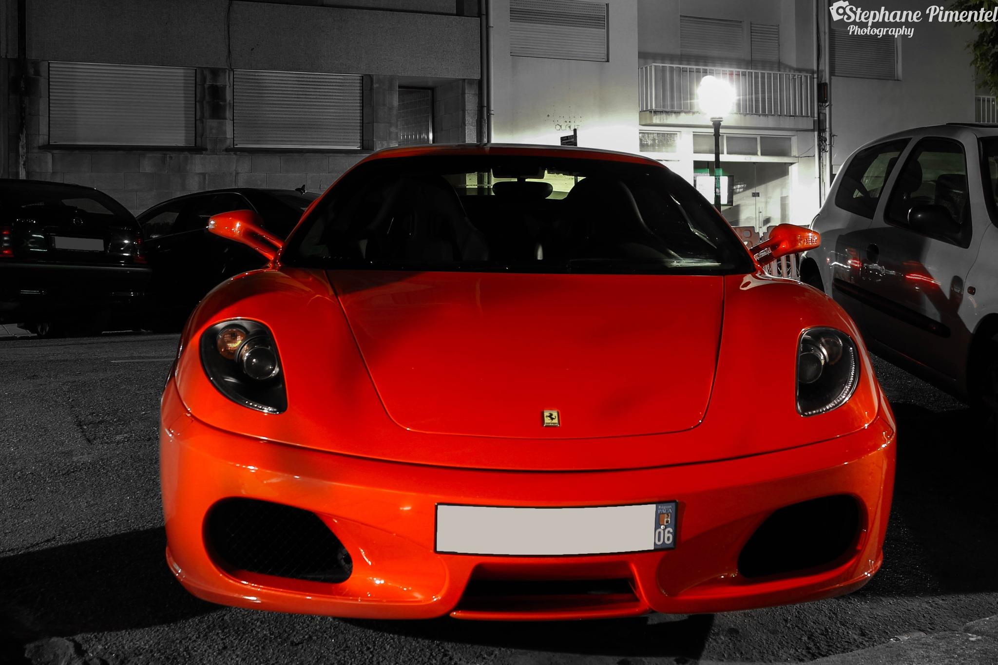 Ferrari F430 by Stephane Pimentel Photography