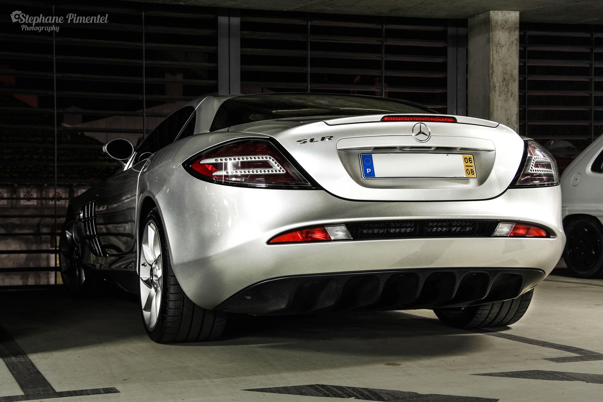 Mercedes-Benz SLR McLaren  by Stephane Pimentel Photography
