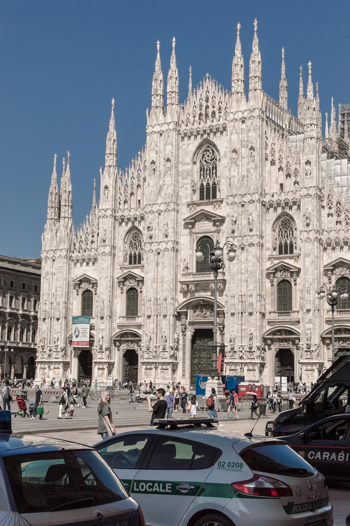 Duomo by vladimir.gavrilov.792