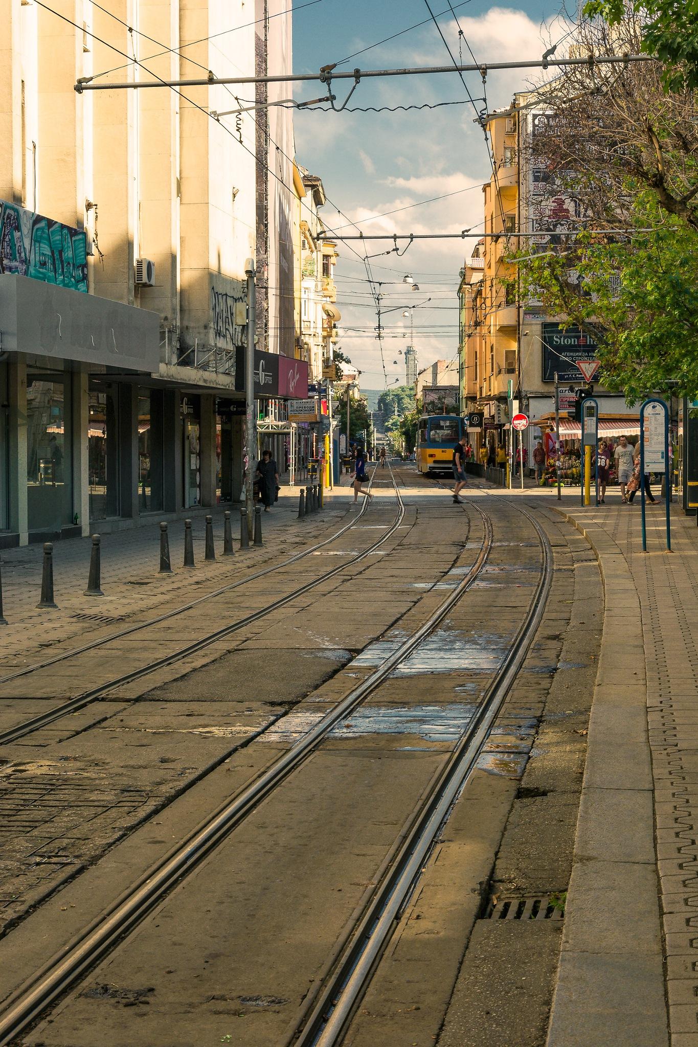 Sofia city, Bulgaria by vladimir.gavrilov.792