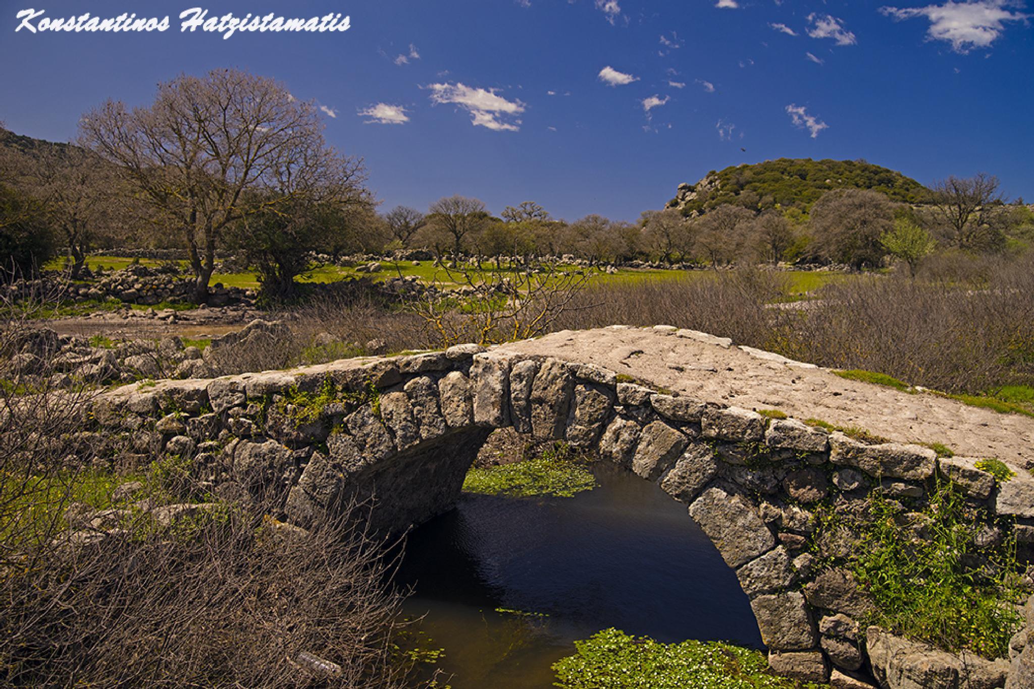 Old stonebridge... by Kos_hatz