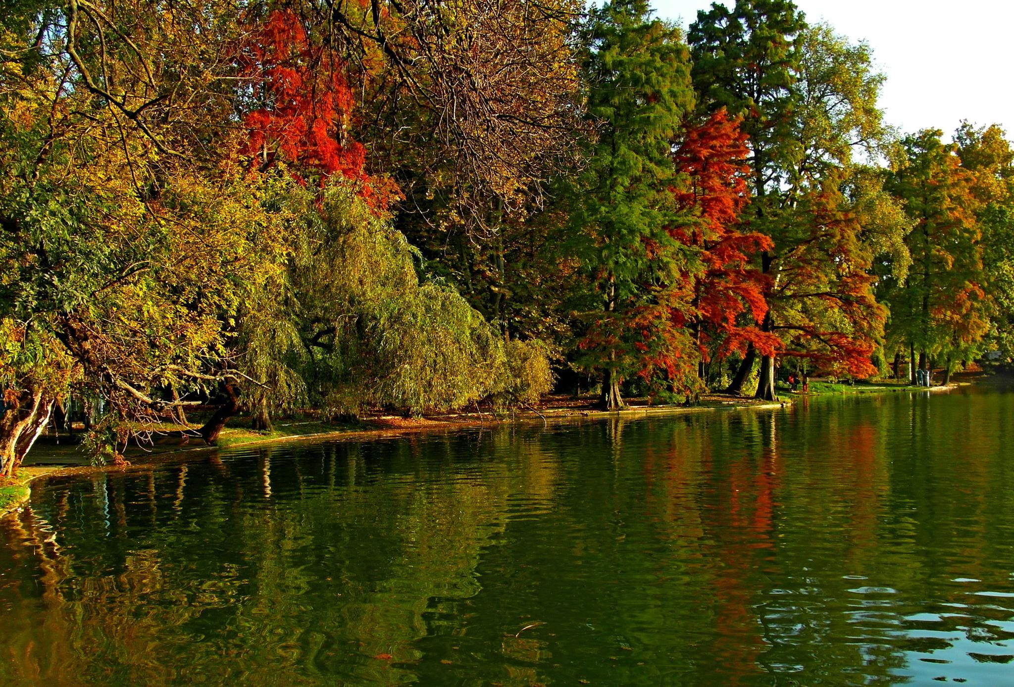 Bucharest.Carol parc by staicugheorghe3