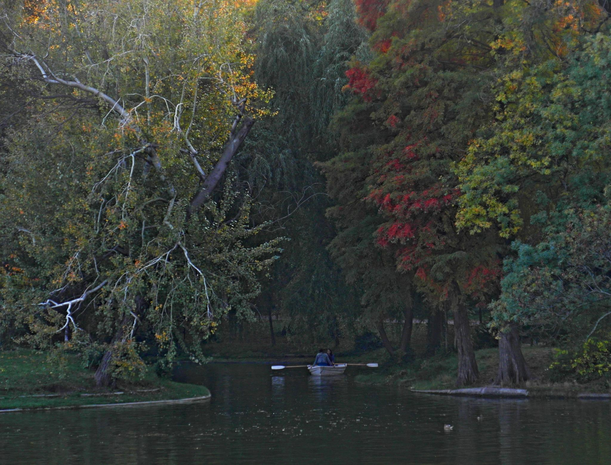 Bucharest.Carol park. by staicugheorghe3