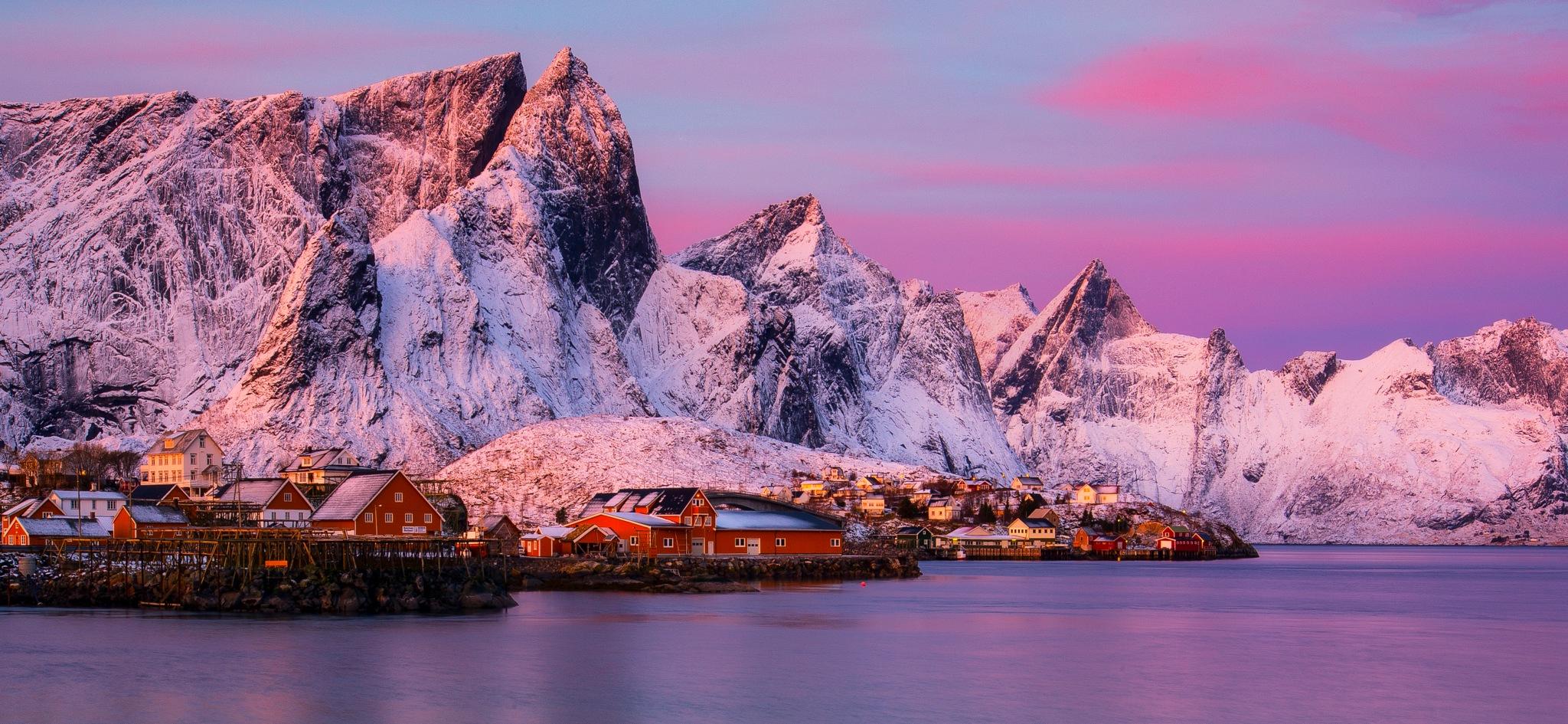 Beyond the Arctic circle  Lofoten islands Norway by Yiannis Pavlis172